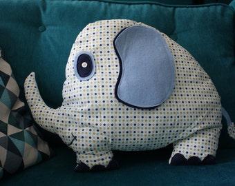 SALES / sales Elephant cuddly toy - pillow child Barry the elephant nursery decor