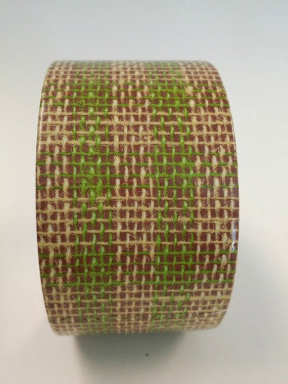 Plaid Duct Tape Roll Duct Tape Decorative By