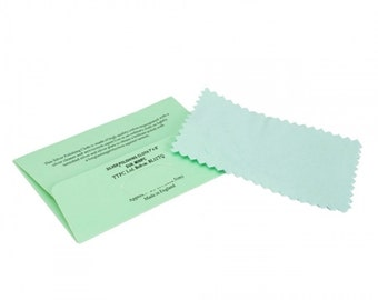 Jewelry Silver Polishing Cleaning Cloth