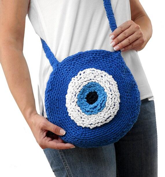 Evil Eye Bag TXT004