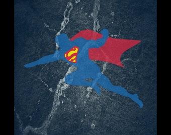 Superman Minimaist