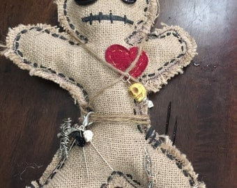 Custom made  voodoo dolls