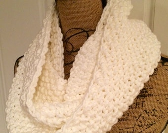 Gaptastic Cowl/ Infinity Scarf