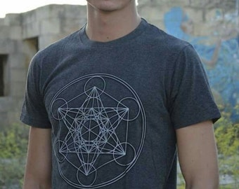 Sacred geometry t shirt