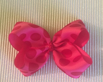 Boutique Bow Polka Dots