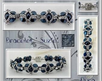 Schéma bracelet Suzie