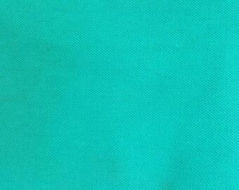 Seafoam Green Pique
