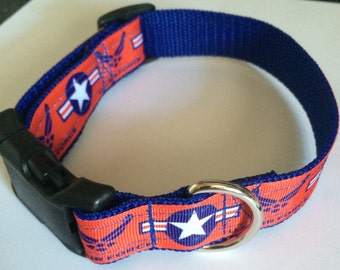 Air Force Falcons Dog Collar