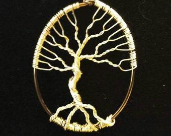 Mini Tree of Life Pendant