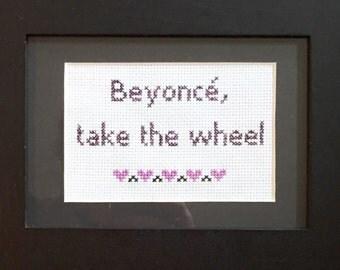 Beyonce, Take the Wheel