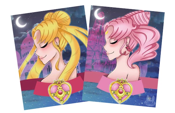 Sailor Moon Print Bundles!