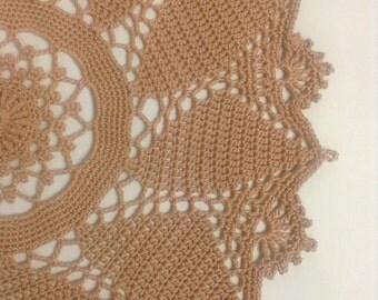 Crochet Doilie (#03-06-4)