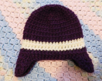 Simple Stripe Beanie