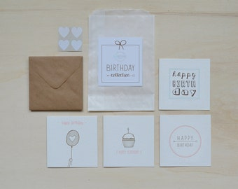 Happy Birthday Card Ballon