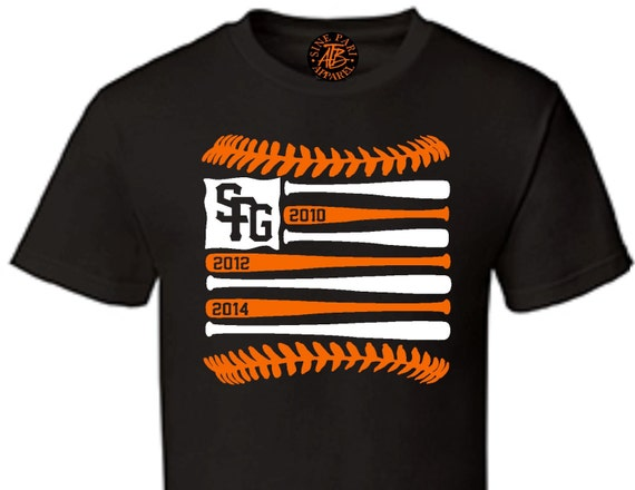 Adult San Francisco Giants Flag World Series By