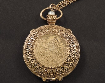Goldette style necklace