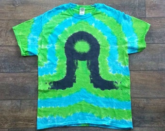 Tie-Dye Shirt - Size Large