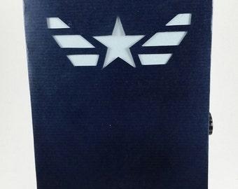 Captain America journal