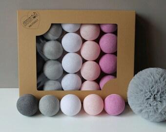Cotton Balls Velvet Touch 10 items