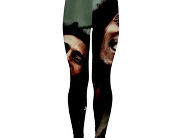 Bob Marley Leggings