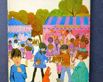 Allsorts 1 - Collectable Vintage Children's Book - by Ann Thwaite - Macmillan 1968