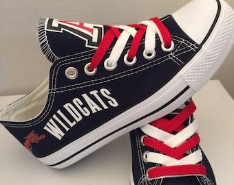 Arizona wilcats tennis shoes