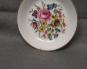 Royal Worcester Fine Bone China Coin Tray