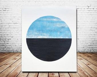 Acrylic Painting Canvas Art Wall Art Large Art Abstract Painting Geometric Art Original Painting