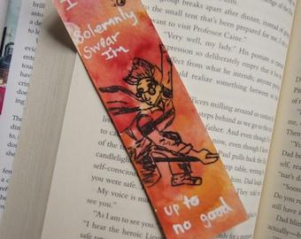 Harry Potter Book Mark