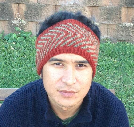 Knitting PATTERN, Knit headband pattern, Knit earwarmer pattern ...
