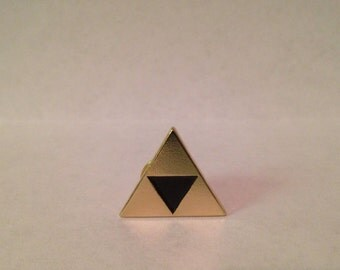 The Legend of Zelda Triforce Metal Pin