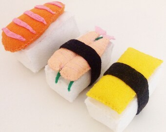 Sushi Set - three pieces