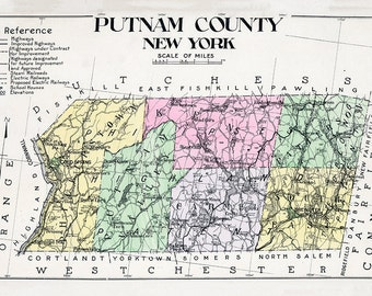 Putnam county map | Etsy on clinton county indiana township map, putnam county ohio road map, putnam county florida zip code map, dutchess county new york map, wayne county indiana cities map,