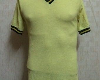 Vintage 70s McGregor Ken Rosewall Tshirt