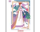 Hera–Juno Goddess Art Print