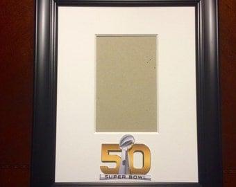 Super Bowl 50 Picture frame
