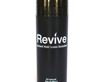 Revive 25g Bottle of Hair Building Fibers Hair Loss Concealer
