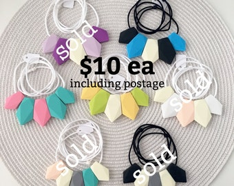 CLEARANCE Ashleigh Silicone Necklace