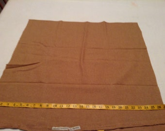 Pendleton Wool- Medium Brown/Camel Vintage