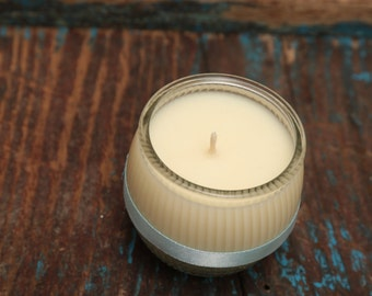 BABY POWDER highly scented soy wax candle