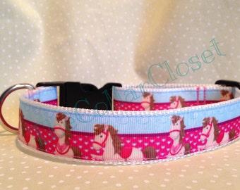 Circus Horse Pony Dog Collar