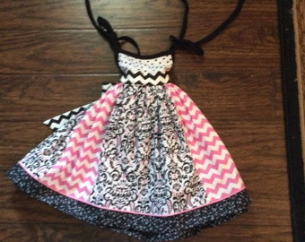 Puddintang Harlow dress.  Size 2T