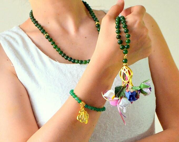 Muslim praying beads, islamic doa rosary necklace, tasbah, tasbeh, masbahah, mala, tasbeh subhah tespih praying 99 bead, spiritual religious