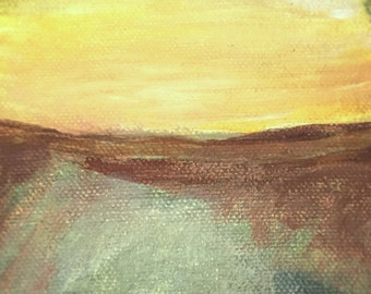 Painting: Small Landscape