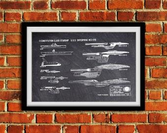 Star Trek Enterprise History - #0147