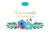 Flower bouquet svg, Flower bouquet clip art, Flower bouquet clipart, Flowers vector graphic, Flowers monogram clipart, svg files  ID# FLWR9