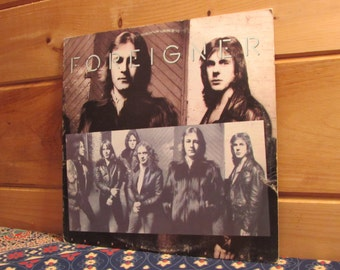 Foreigner - Double Vision - 33 1/3 Vinyl Record