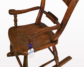 Childs Rocking Chair - 'Oxford Windsor' design