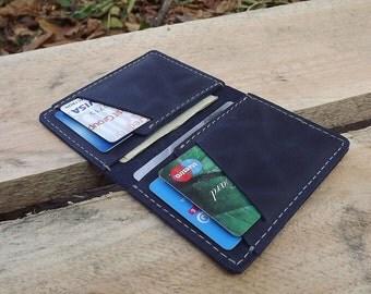 Mens card wallet\Leather CardHolder\wallet for cards\ mini wallet\ mens leather wallet\ leather wallet\Leather Card Holder\ mens mini wallet