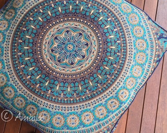 Extra Large Floor Cushions/ Dog bed, Meditation ~ cover only